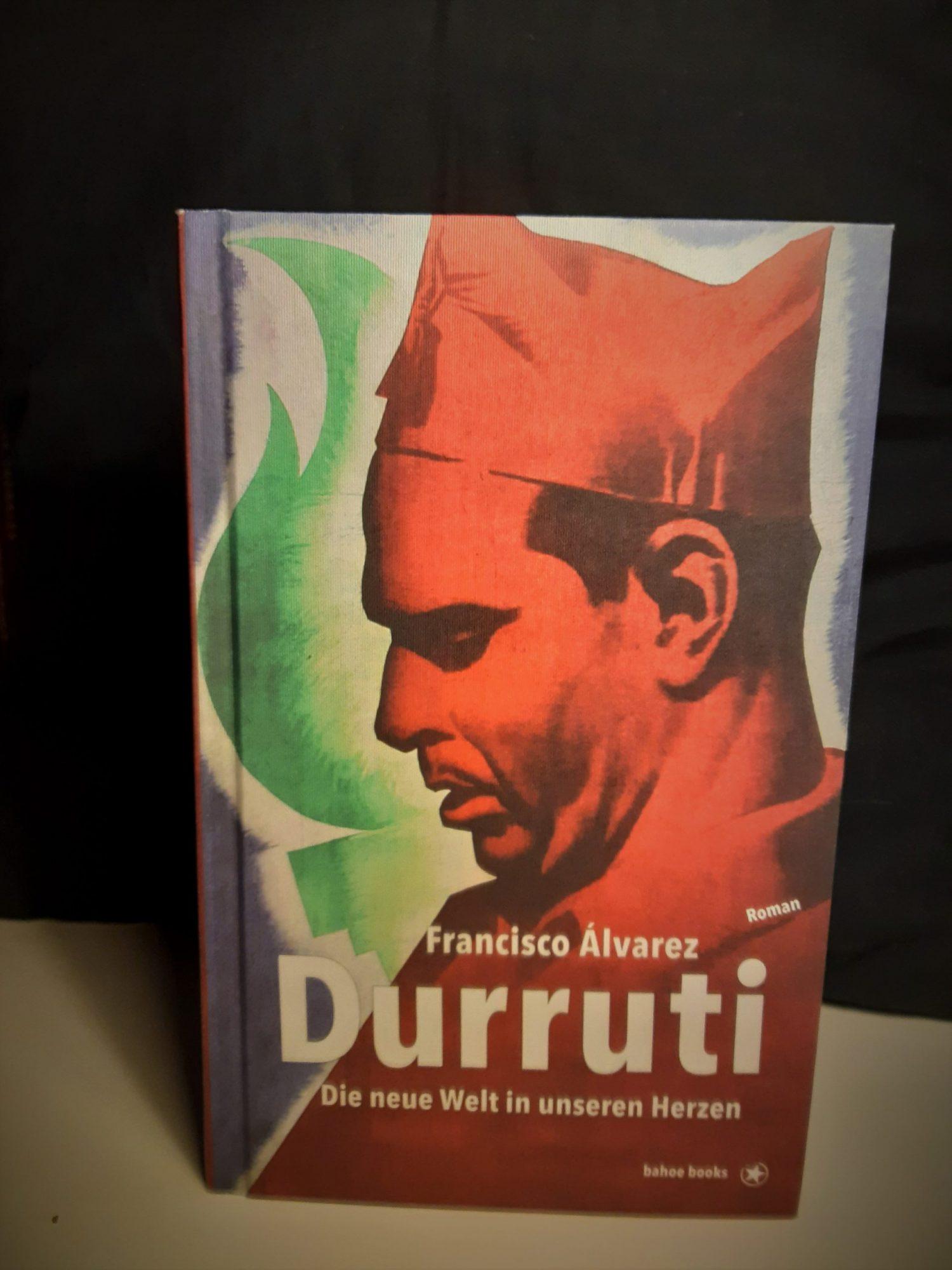 """Cover-Foto """"Durruti"""""""