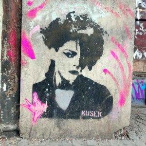 Graffiti Punkerin